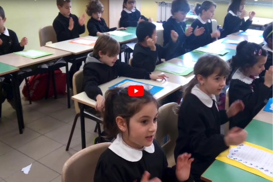 Let's Make a Song!!! – CFCM Sovigliana, Laboratori Ritmici 6-8
