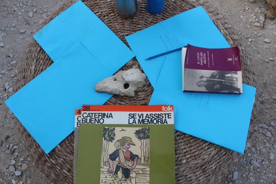 Corso di avvicinamento al canto popolare – La Toscana, il canto e… Caterina